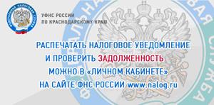 Федеральная налоговая служба России